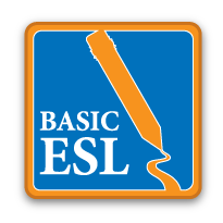 "Basic ESL improves an individual's listening, speaking, reading and writing skills through a simple to follow, and instructionally proven curriculum. Students learn English quickly and effectively on relevant topics including: family, home, school and many other topics. In each lesson students learn key vocabulary and how to use that vocabulary in conversation. No computer experience is necessary. Click on ""Instant  Access"" to enter without registering."