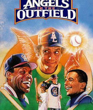 Angels in the outfield movie night